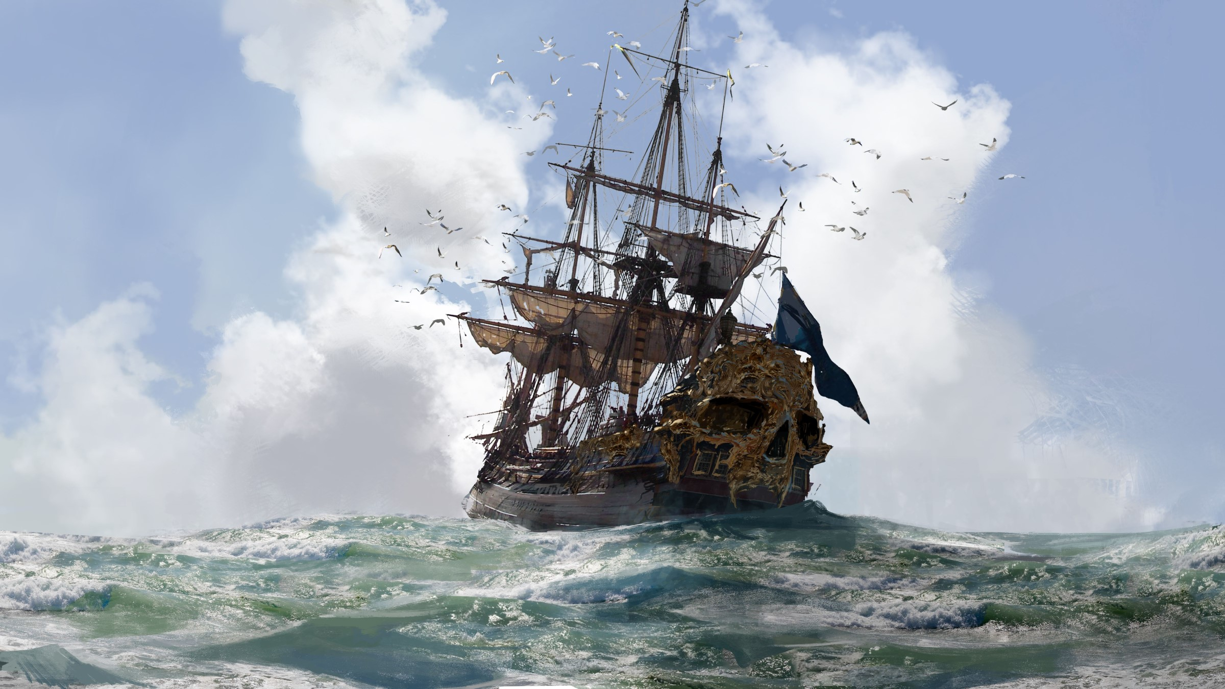 Skull and Bones Artwork (5)