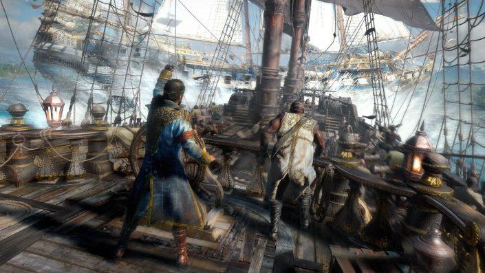 Skull & Bones: Ubisoft arbeitet an einer TV-Serie
