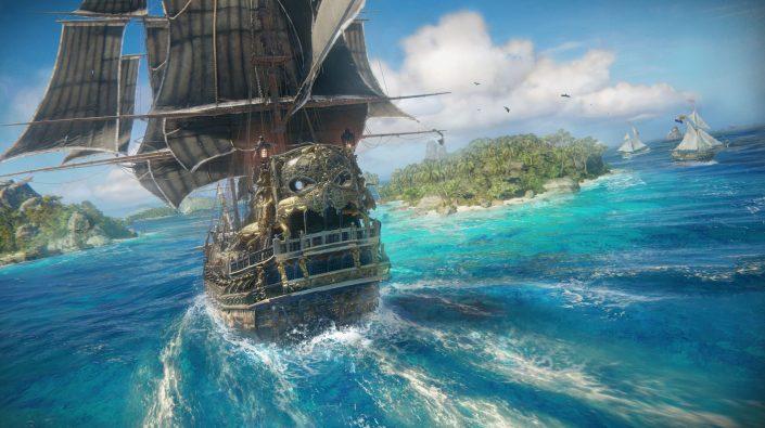 Ubisoft: Skull & Bones ebenfalls verschoben – Release-Zeiträume für Watch Dogs Legion und Rainbow Six Quarantine