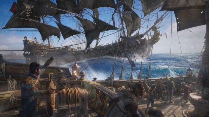 Skull & Bones: Release in diesem Jahr abgesagt und kein E3-Auftritt
