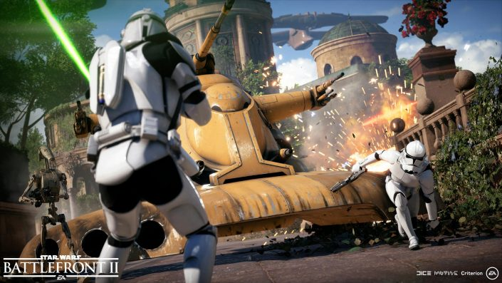 Star Wars Battlefront 2: Mikrotransaktionen werden vorerst aus dem Spiel entfernt, System wird überarbeitet zurückkommen