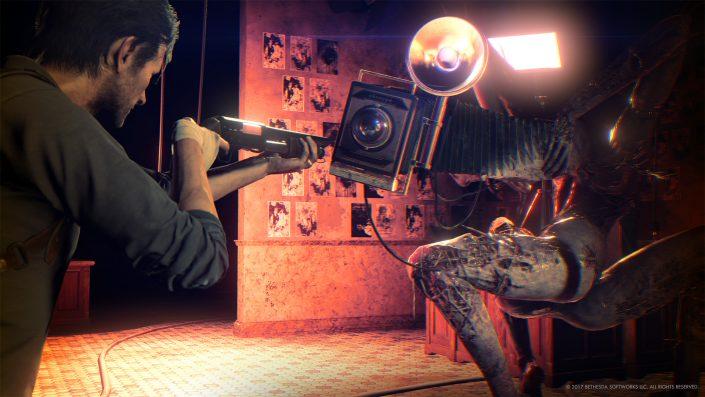 The Evil Within 2: First-Person-Update macht das Spiel  persönlicher – Trailer