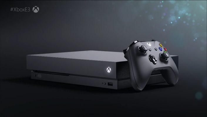 Xbox One: Wird die Produktion der Xbox One X eingestellt?