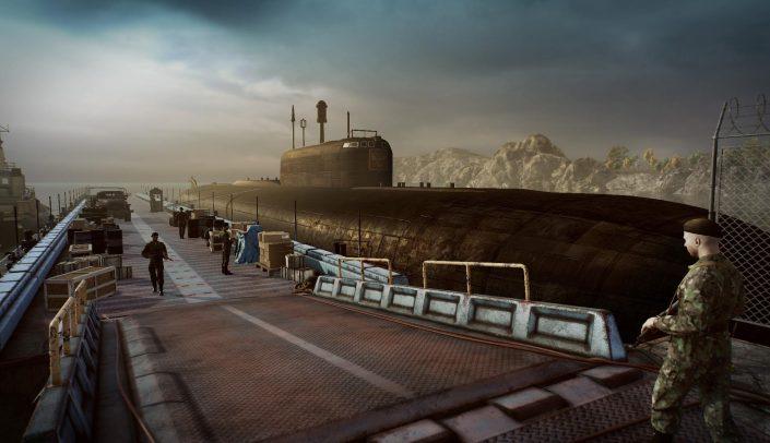 Kursk: Release-Termin für PS4 und Trailer