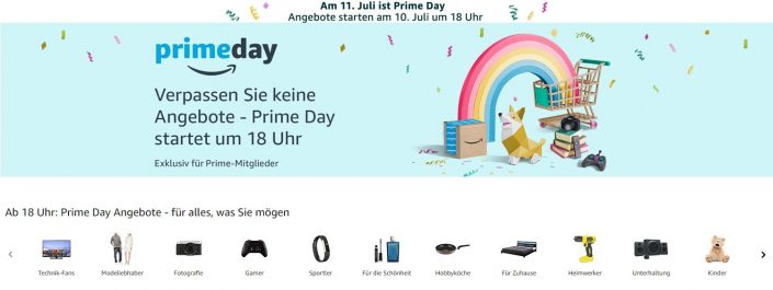 amazon prime day angebote inkl ps4 pro bundle psvr. Black Bedroom Furniture Sets. Home Design Ideas