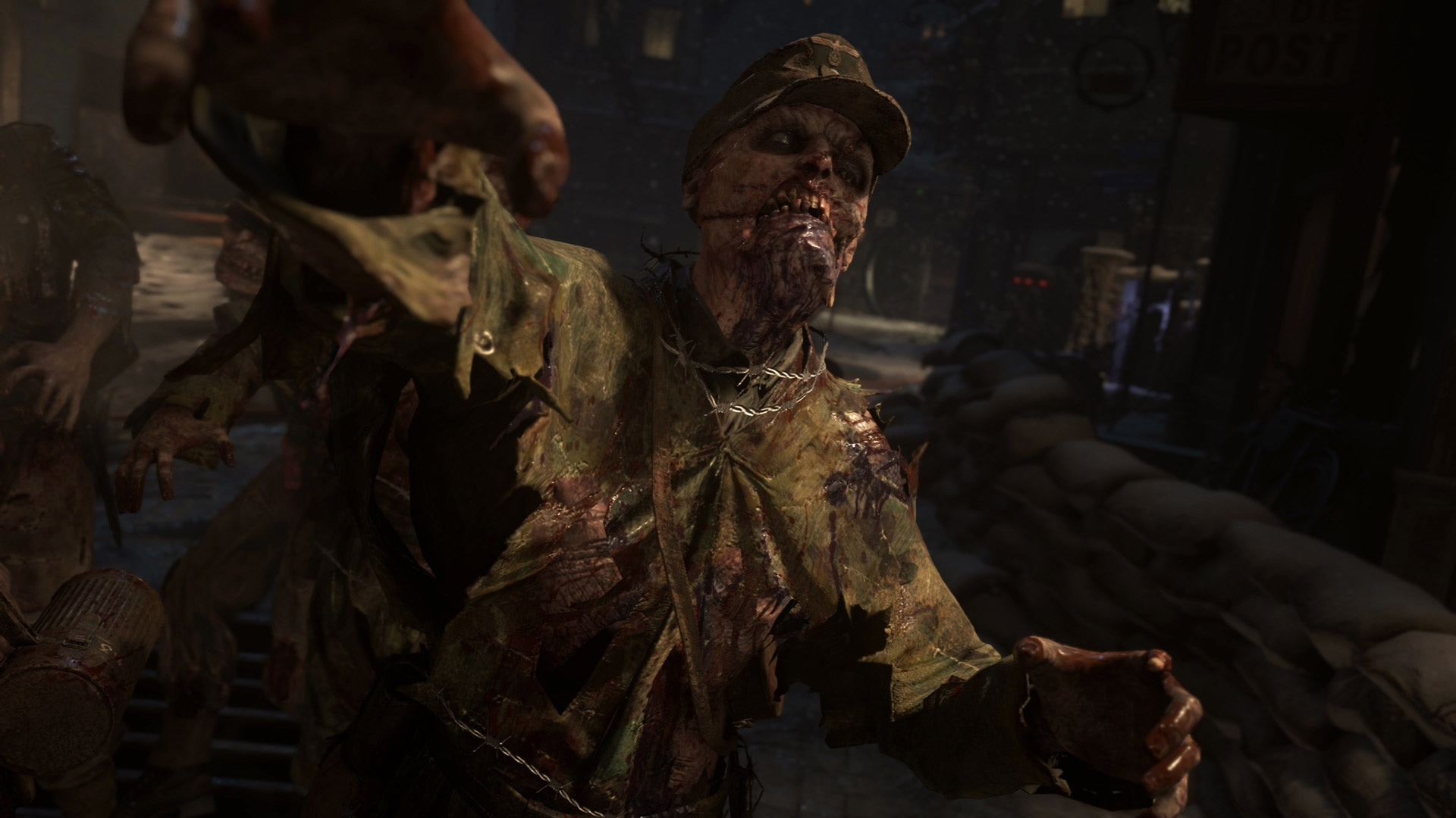 Call of Duty WW2 Nazi Zombies (10)