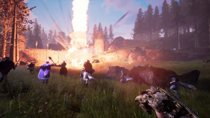 Citadel Forged With Fire: Neuer Termin und neuer Trailer zum Rollenspiel
