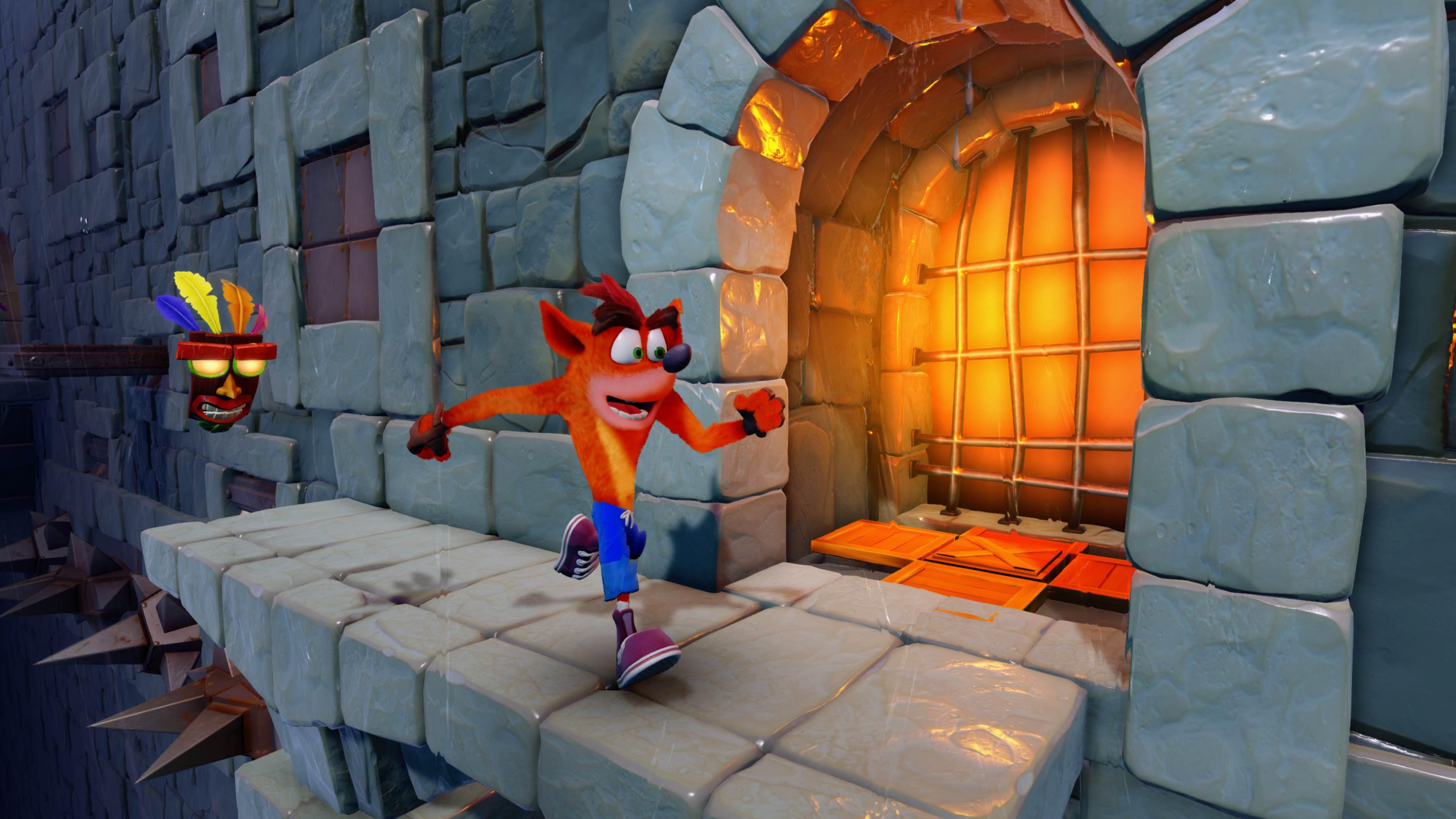 Crash Bandicoot N.Sane Trilogy: Bisher unveröffentlichter Level kostenlos verfügbar