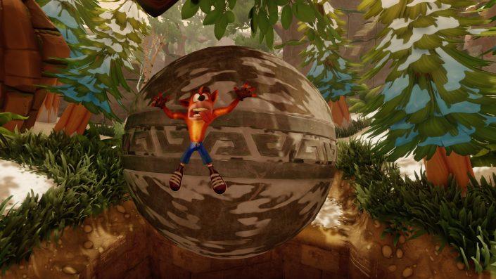 Crash Bandicoot N.Sane Trilogy in UK-Charts wieder auf dem Spitzenplatz