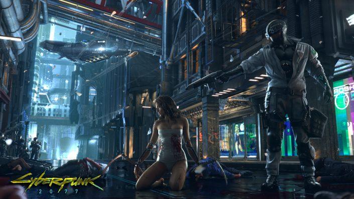 Cyberpunk 2077: Spiel wird zensiert erscheinen – allerdings nur in Japan
