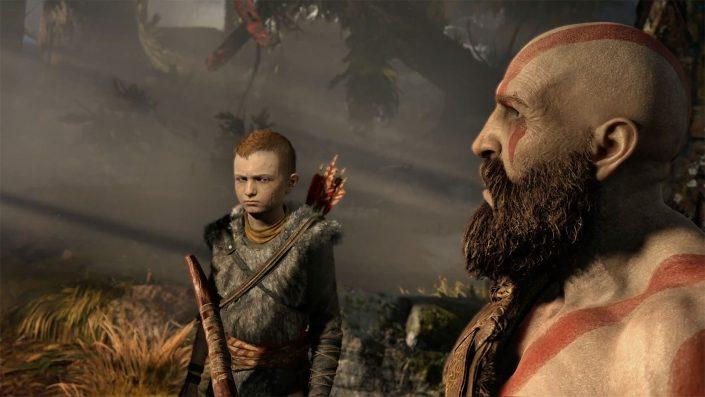 God of War: PS5-Update verbessert Draw Distance und Ladezeiten – Videovergleich
