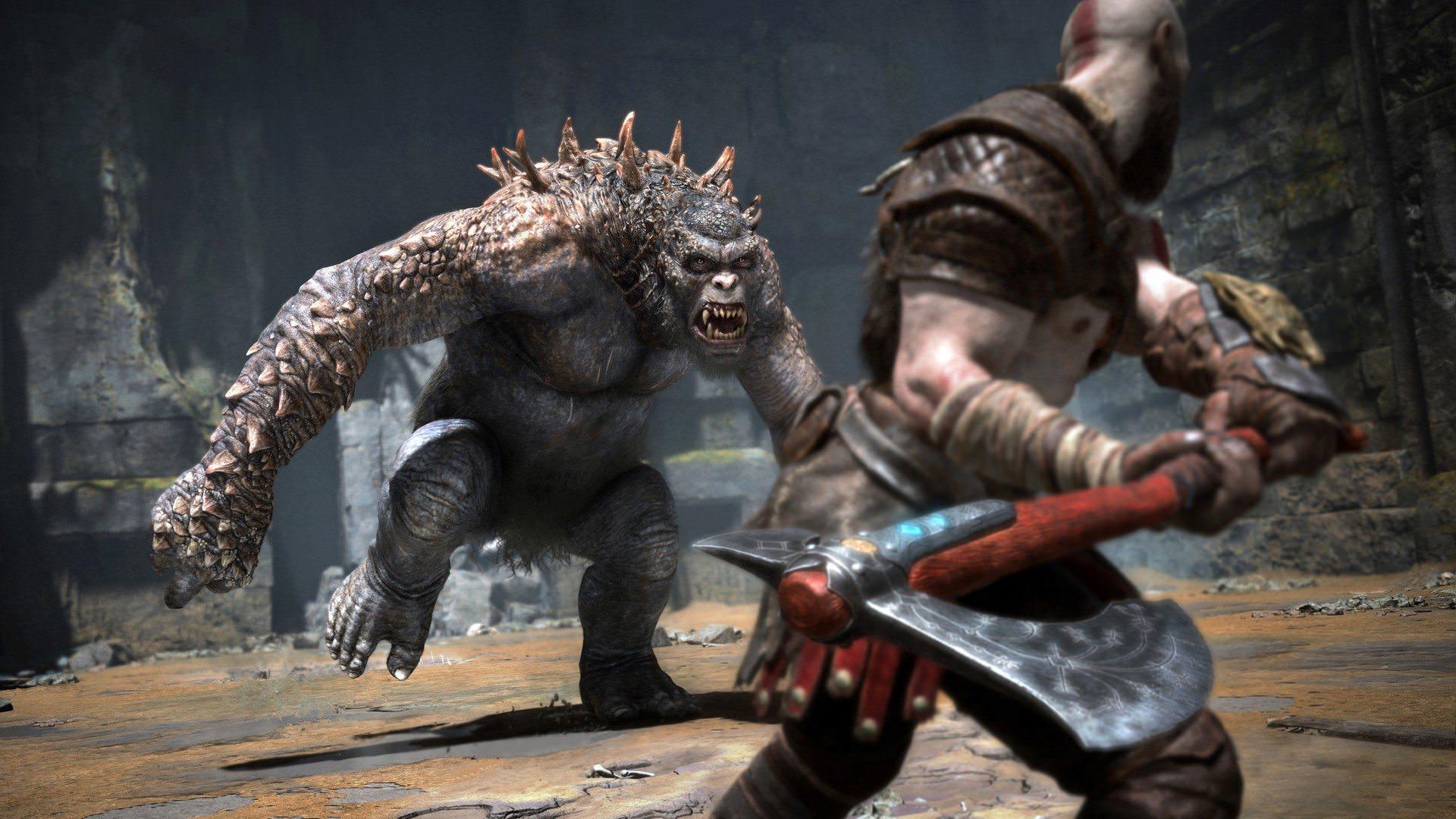 God of War: Die Geschichte könnte in Ägypten oder bei den Maya ...