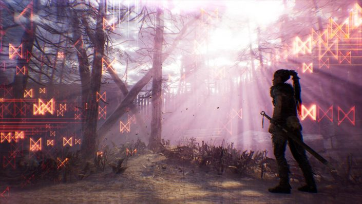 Hellblade: Senua's Sacrifice – Grafikvergleich, mehr Gameplay und erste Testwertungen
