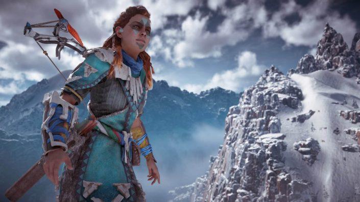 Horizon Zero Dawn: The Frozen Wilds – Termin und Teaser-Trailer zur Erweiterung