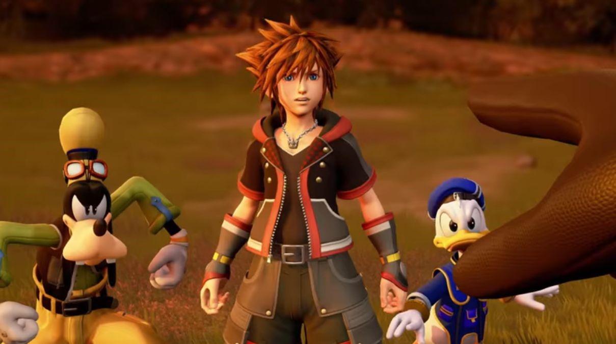 Kingdom Hearts 3 könnte auch für die Switch erscheinen