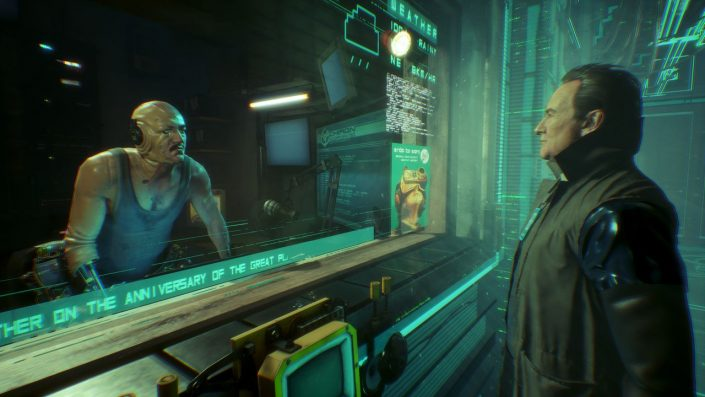 Observer System Redux: Mit einem ersten Trailer für PS5 & Xbox Series X angekündigt