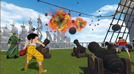 One Piece: Grand Cruise – Erste Bilder und Infos zum kommenden VR-Spiel
