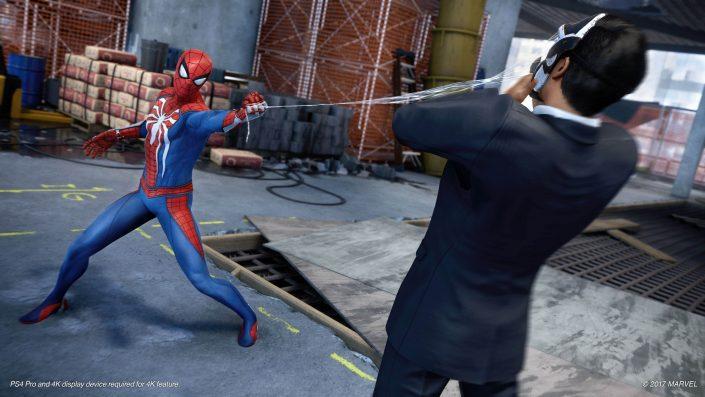 """Spider-Man: Das Skript umfasst mehr als 3.300 Seiten – """"zahllose Einzeiler"""" – Screenshots und Artworks"""