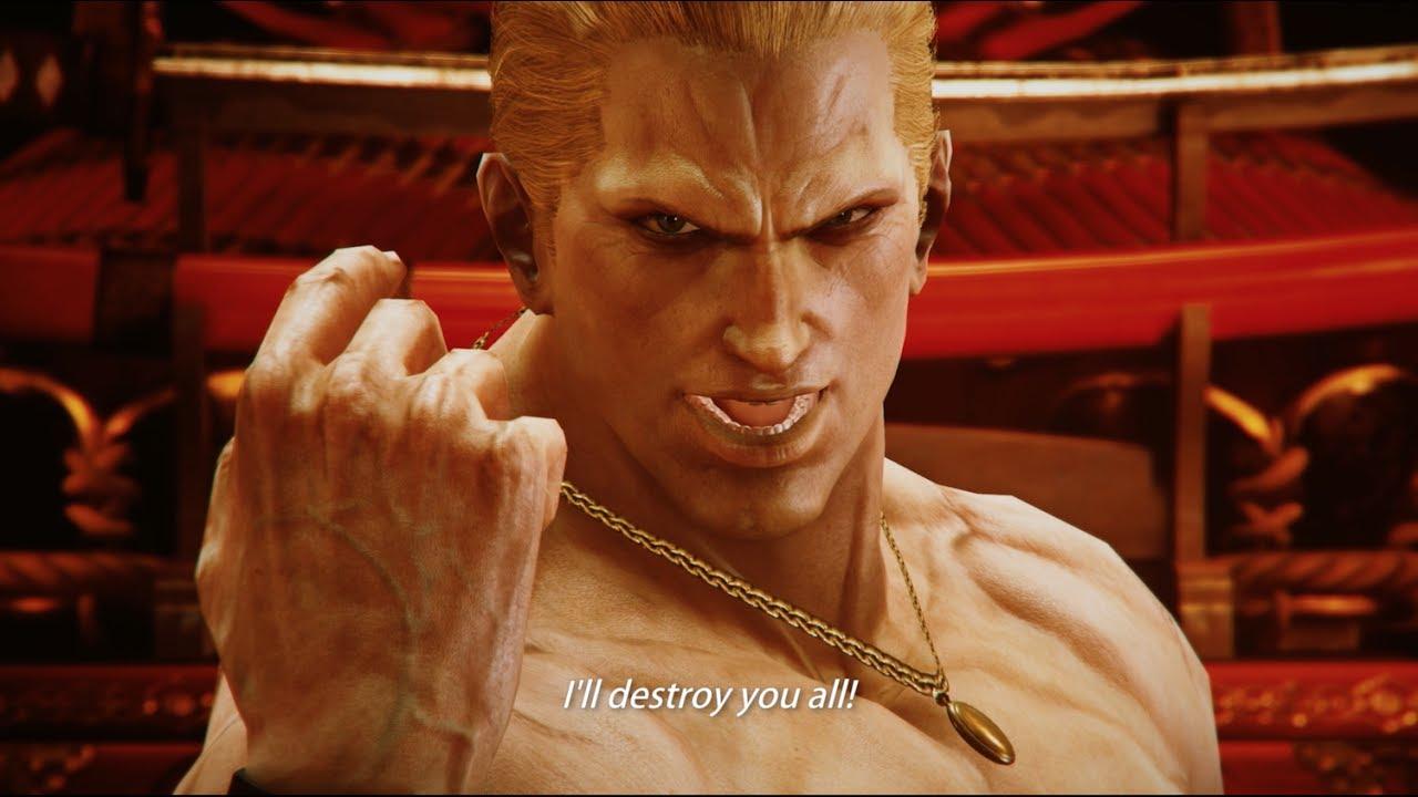 Tekken 7: Geese Howard aus Fatal Fury tritt als DLC bei