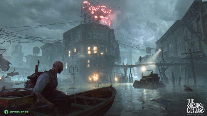 The Sinking City: Release für PS5 und Xbox Series X/S geplant?