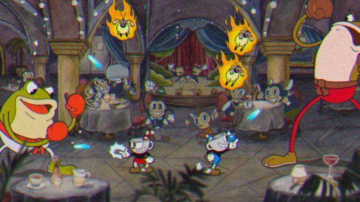Cuphead: Der knackige Action-Plattformer erscheint heute für die PS4