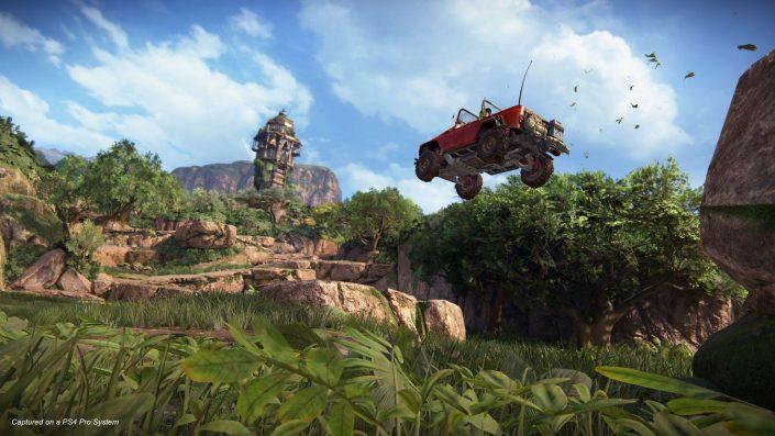 Uncharted: Laut Jason Schreier befand sich ein neuer Ableger in Entwicklung