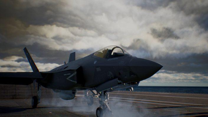 Ace Combat 7 Skies Unknown: Termin in Kürze, weitere Details und Screenshots zur Flug-Action-Simulation