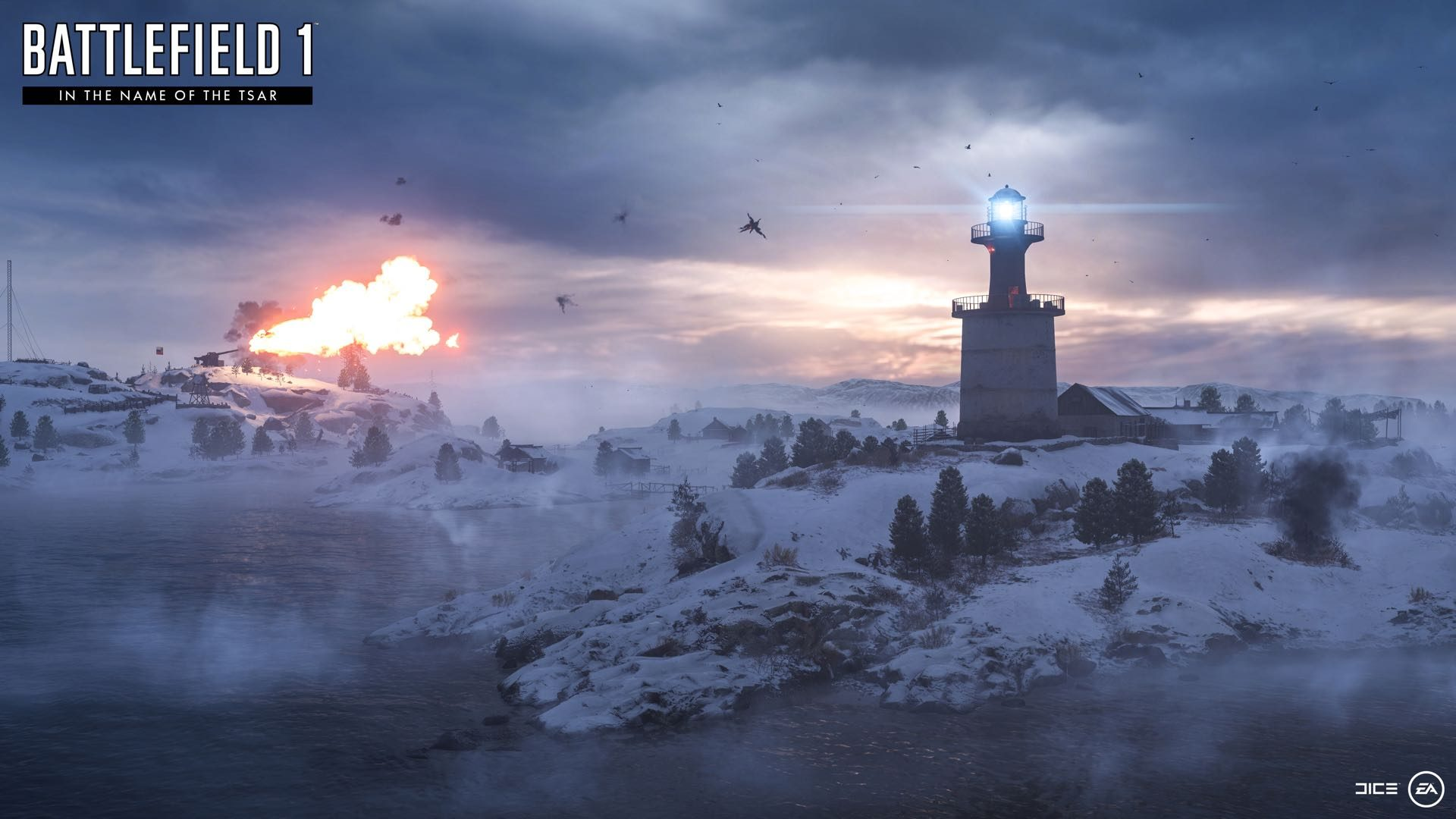 Battlefield 1 – In the Name of the Tsar – Albion
