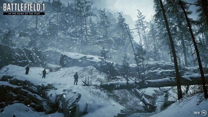 Battlefield 1: In the Name of the Tsar – DLC kostenlos veröffentlicht