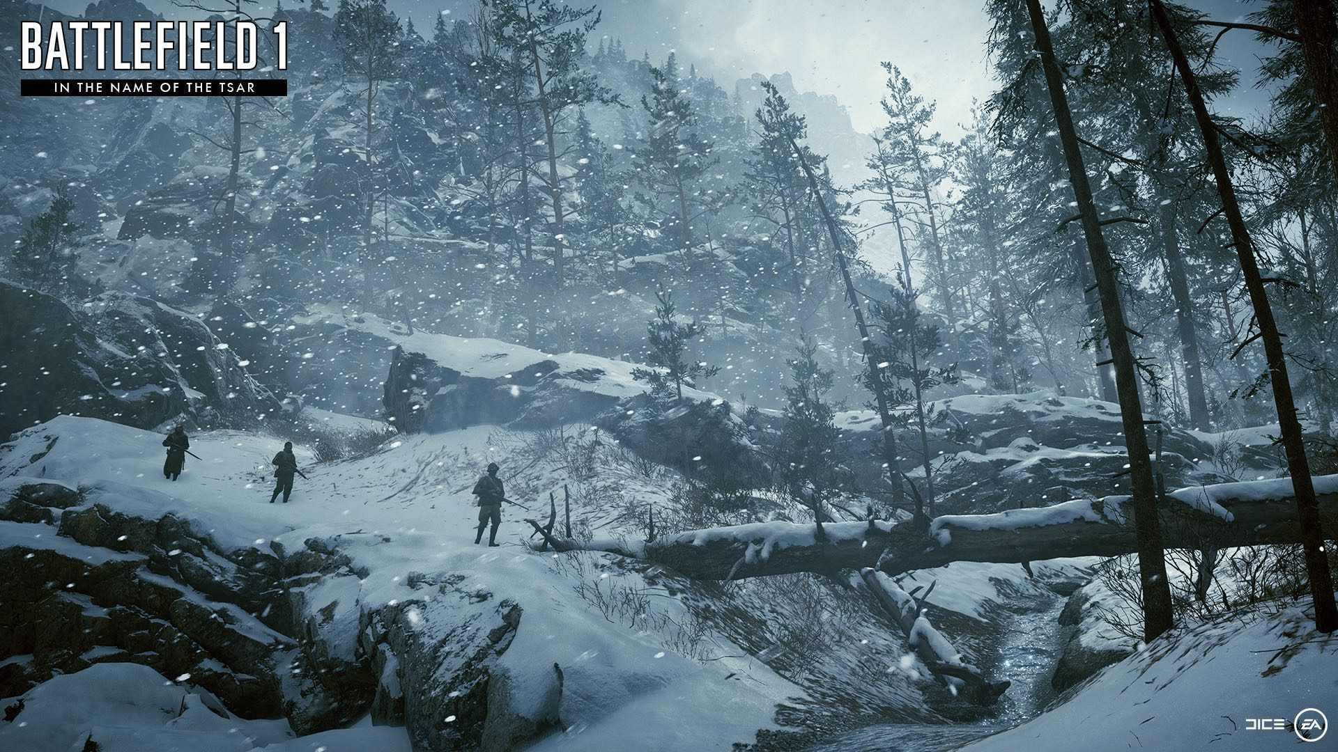 Battlefield 1 – In the Name of the Tsar – Lupkow-Pass