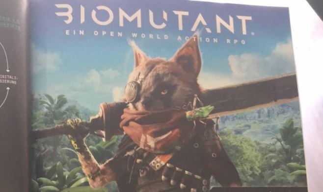 Biomutant: Open-World-Action-Rollenspiel von THQ Nordic enthüllt