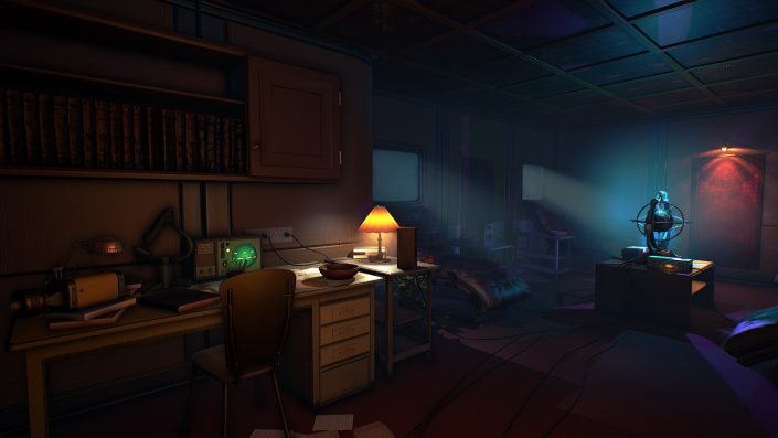 Conarium: Lovecraft-Horror ab sofort für PlayStation 4 und Xbox One erhältlich