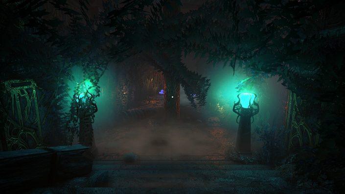 Conarium: Der Lovecraft-Horror-Titel erscheint im Februar für PS4 und Xbox One