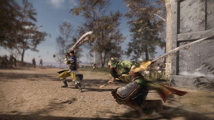 Dynasty Warriors 9: Offizieller Launch-Trailer zur heutigen Veröffentlichung des Actionspiels