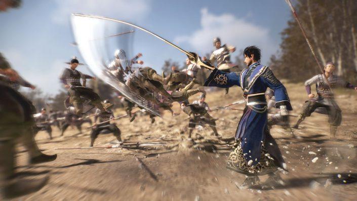 Dynasty Warriors 9: Jetzt im PlayStation-Hits-Line-Up enthalten
