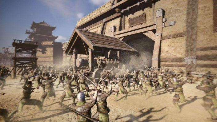 Dynasty Warriors 9: Europa-Termin und rockiger Titel-Song von B\'z in ...