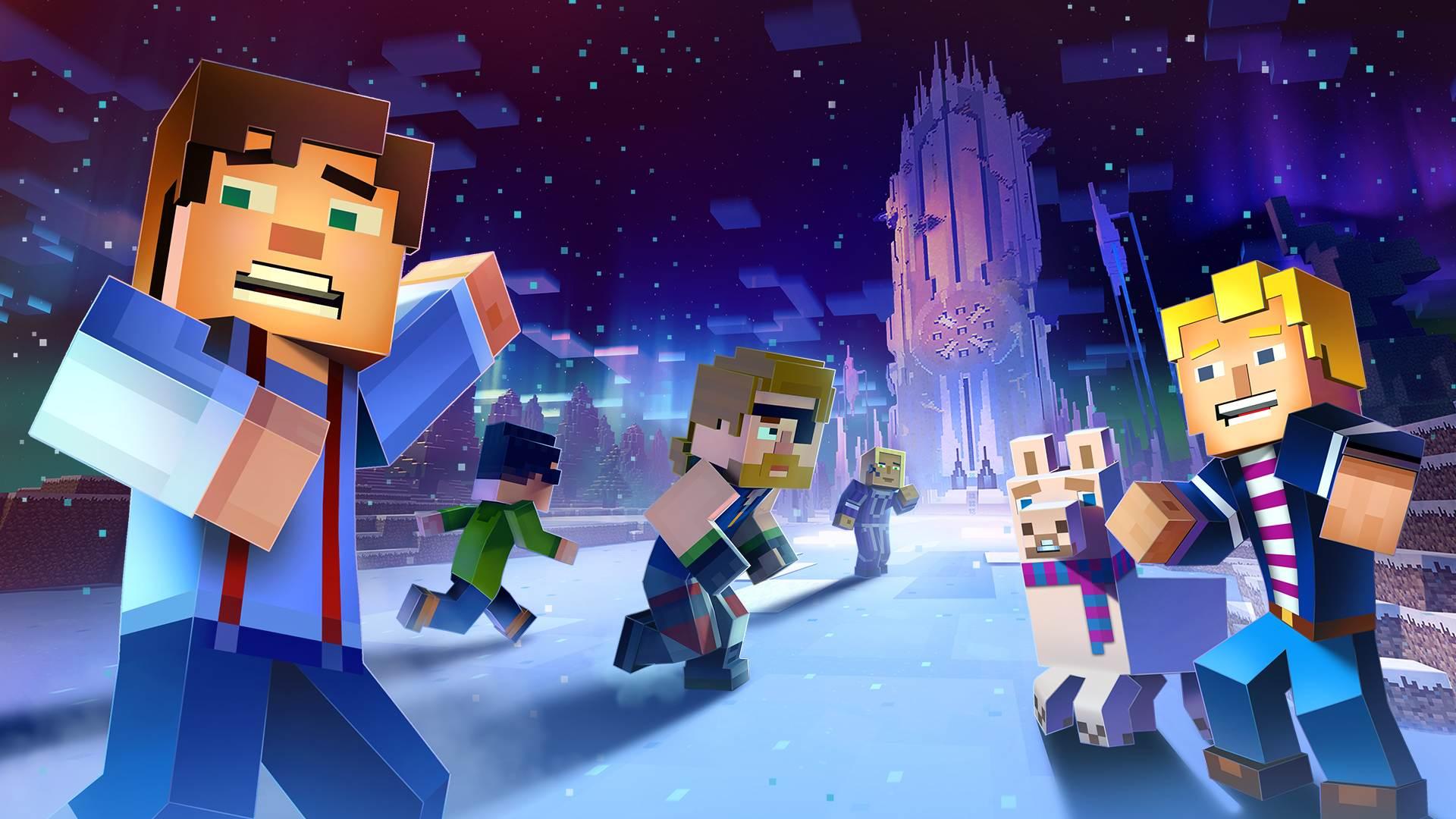 Minecraft Story Mode – Bild 2