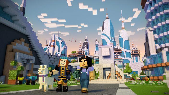 Minecraft Story Mode: Die Netflix-Serie startet mit 3 Episoden