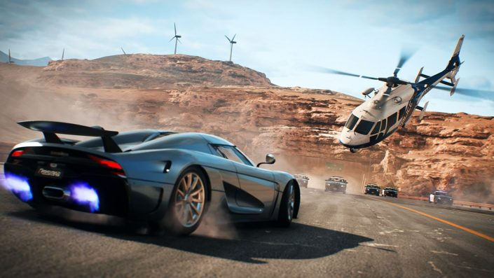 Need for Speed Payback: Februar-Update mit AllDrive, neuen Tuning-Möglichkeiten und mehr vorgestellt