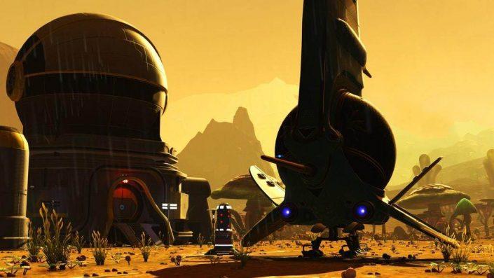 No Man's Sky: Update 3.15 mit Verbesserungen für PS5-Version