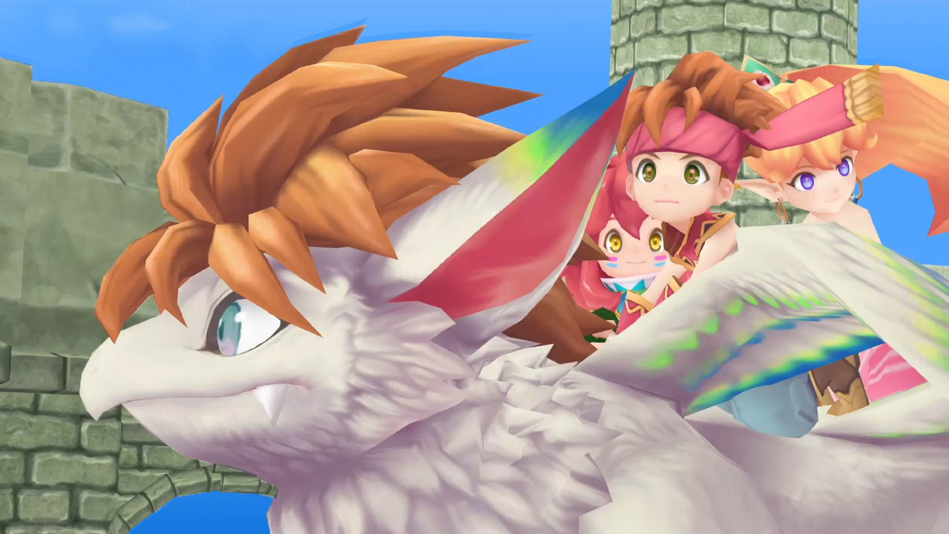 Secret of Mana in neuem Look für PS4 & PSV