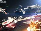 Star Wars Battlefront 2 Sternenjäger Angriff Screenshot1_PrequelSpaceBattle_DroidShip_WM