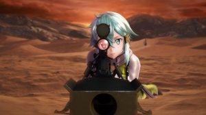 Sword Art Online Fatal Bullet 6
