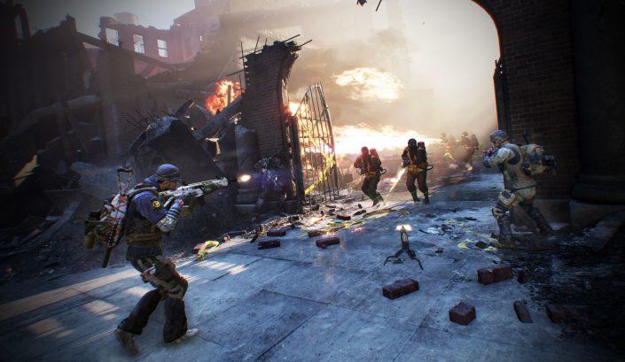 Massive Entertainment: The Division-Macher entwickeln angeblich ein Battle Royale-Spiel