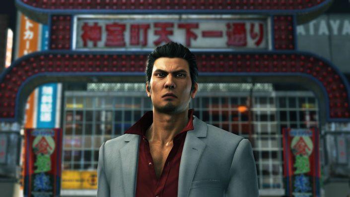Yakuza 6 verkauft sich im Westen nicht schlechter als in Japan