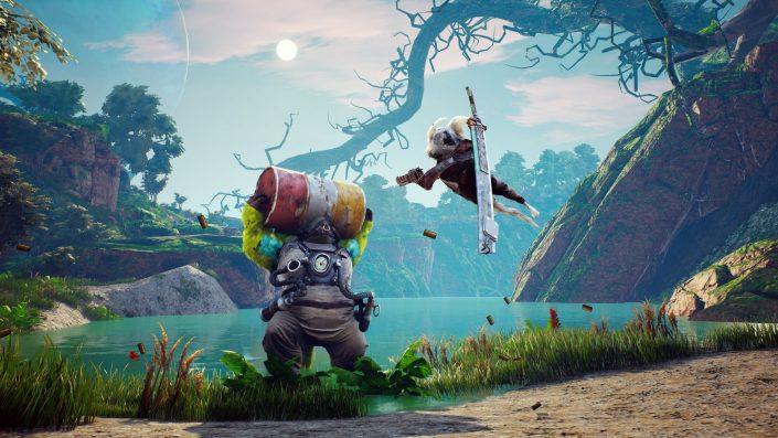 THQ Nordic: Der Publisher hat 77 Spiele in Entwicklung