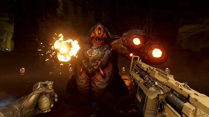 Doom Eternal: Erstes Gameplay-Material wird auf der QuakeCon 2018 gezeigt