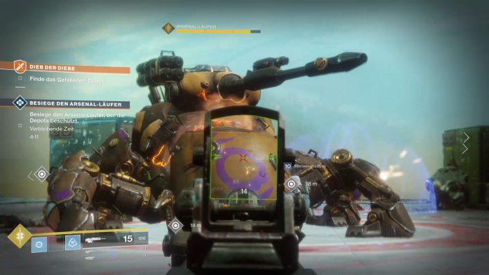 Destiny 2 - Guide - Öffentliche Events und Aktivierung Heroischer Events - 01