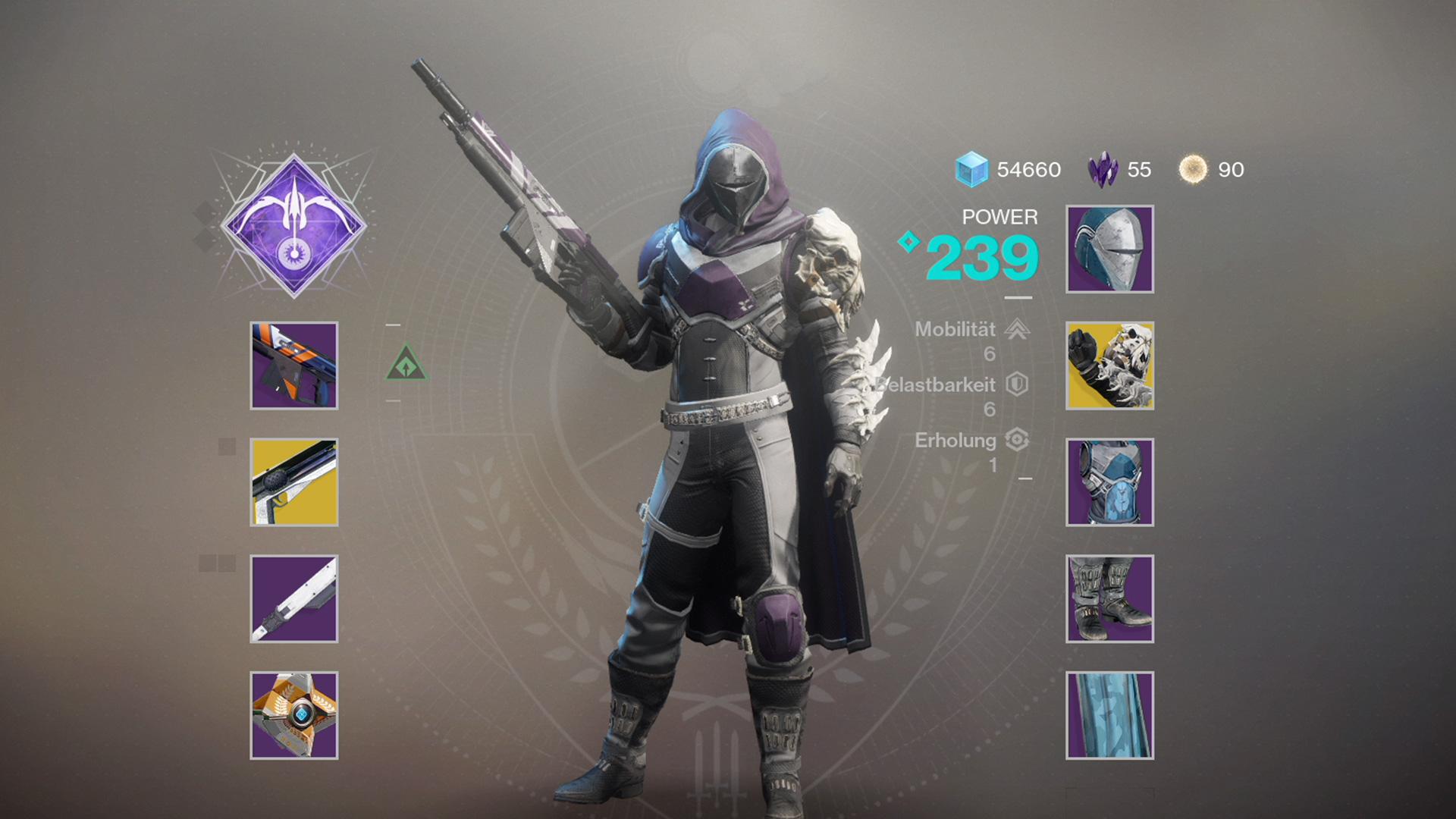 Destiny 2 – Guide – Level-Cap und Powerlevel-Grenzen – 01
