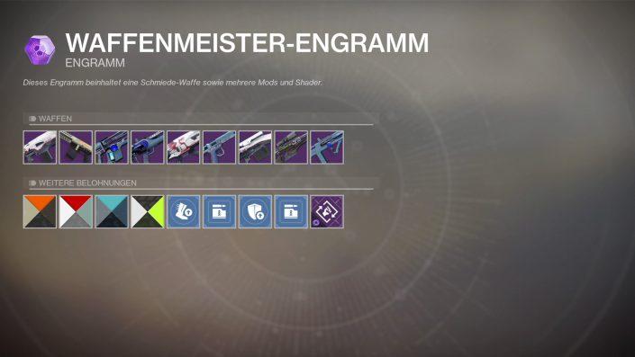 Destiny 2 - Guide - Questgeber und Belohnungen - Banshee-44